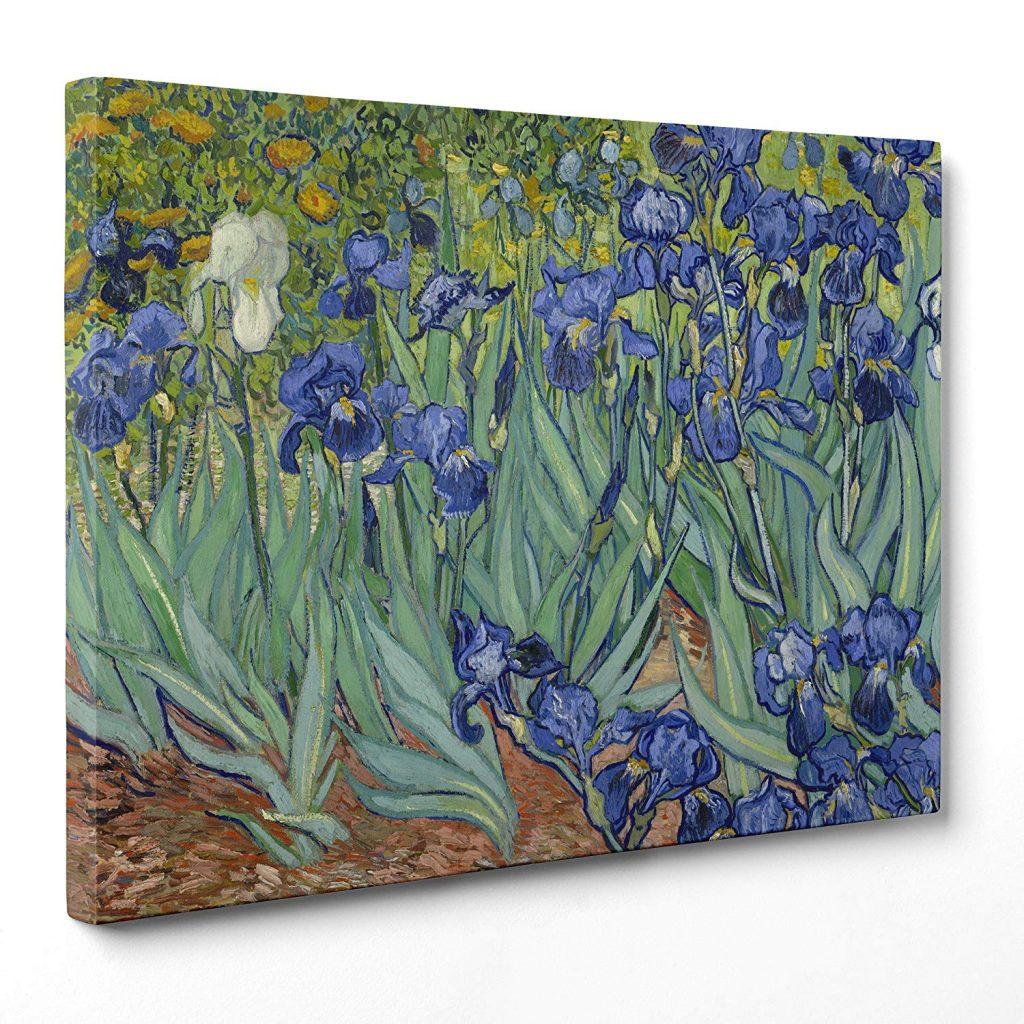 Cuadros abstractos de Van Gogh