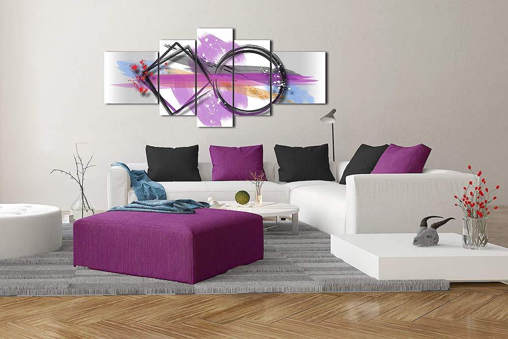 Técnicas para pintar cuadros abstractos modernos
