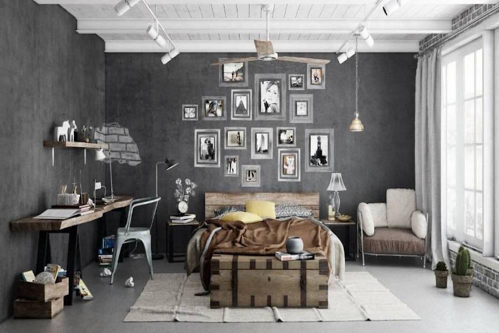 Decora las paredes de tu casa con cuadros collage