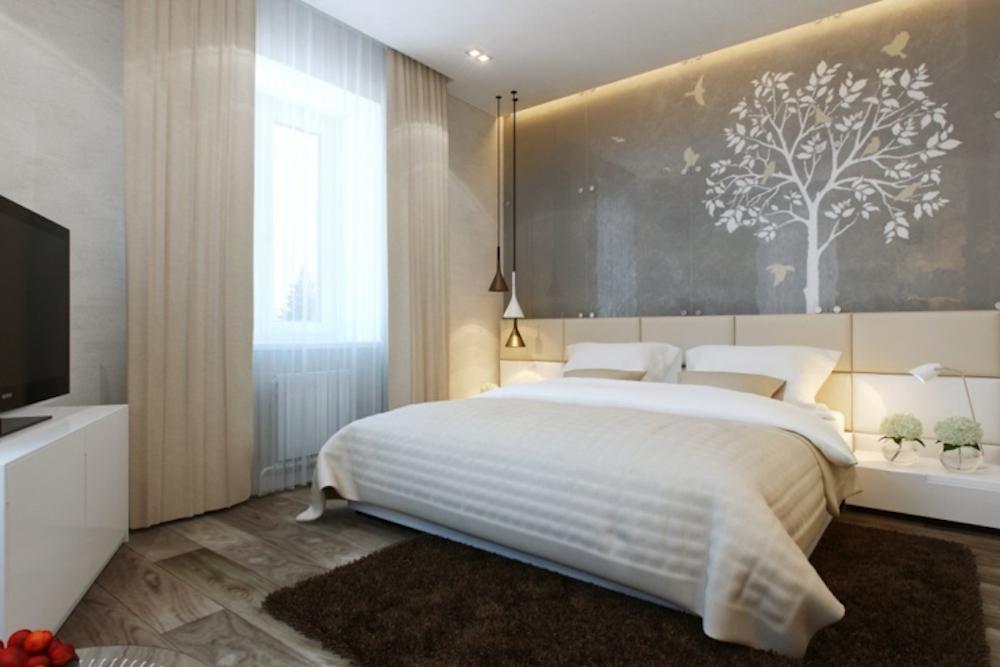 Decorar con cuadros el dormitorio