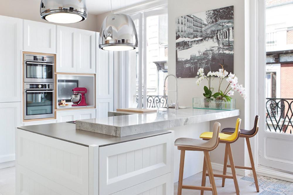 Decorar la cocina con cuadros