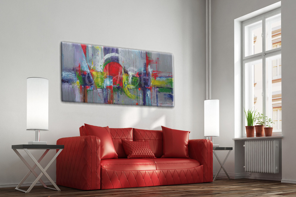 Decorar tu casa con cuadros de fotos