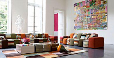 Decorar tu casa con cuadros grandes