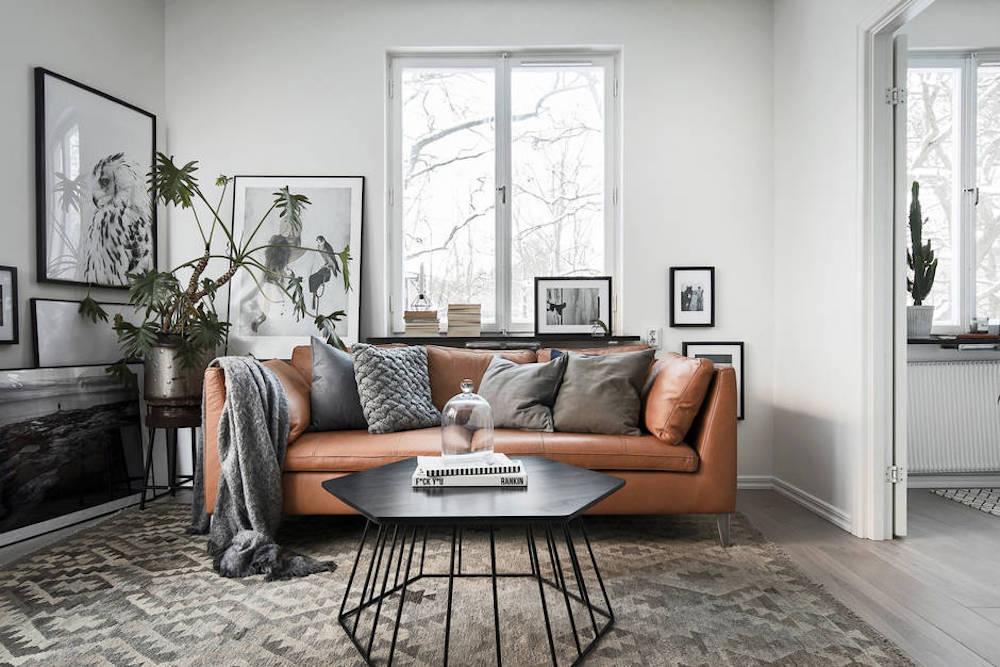 Decorar tu casa con varios cuadros