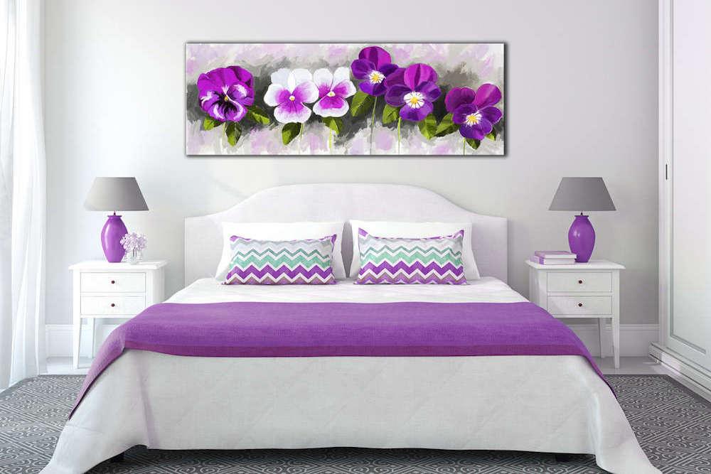 ▷ Cuartos con estilo gracias a la decoración con cuadros | Cuadros ...